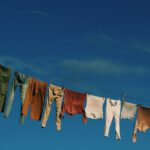 Tips om de was te drogen in het najaar