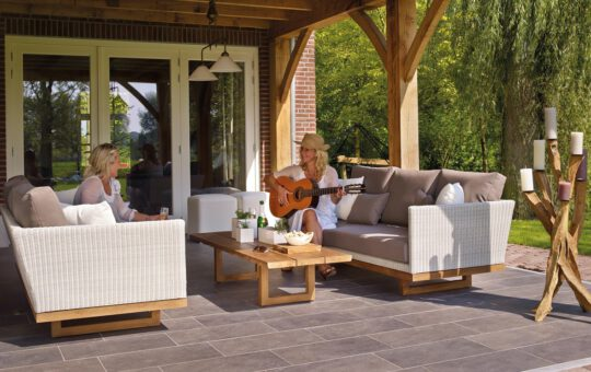 loungeset 6 persoons